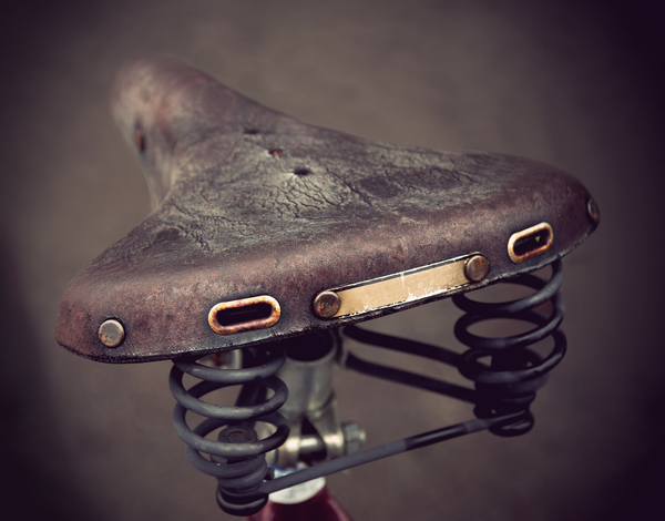 Time For A New Saddle?