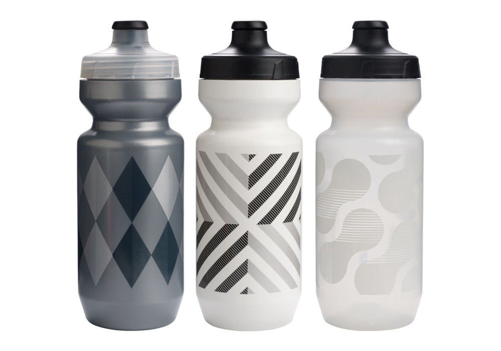Specialized Purist 22oz. Watergate Bottle Clear