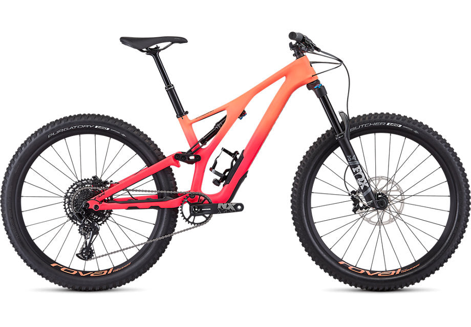 Specialized 2019 Womens Stumpjumper FSR Carbon Comp 27.5