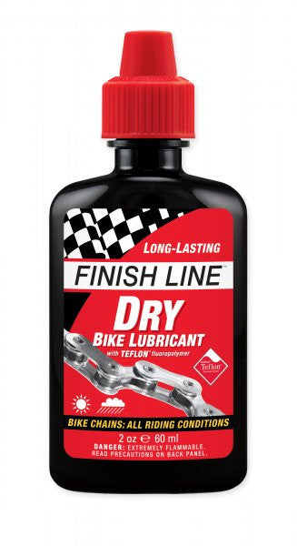 Finish Line DRY Lube with Teflon® fluoropolymer 2OZ