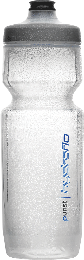 Purist HydroFlo Bottle Clear