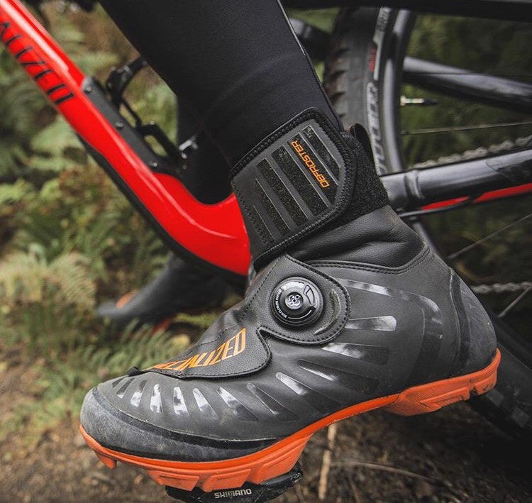 f04b40482f5 Specialized Defroster Trail Mountain Bike Shoes - Russ Hays