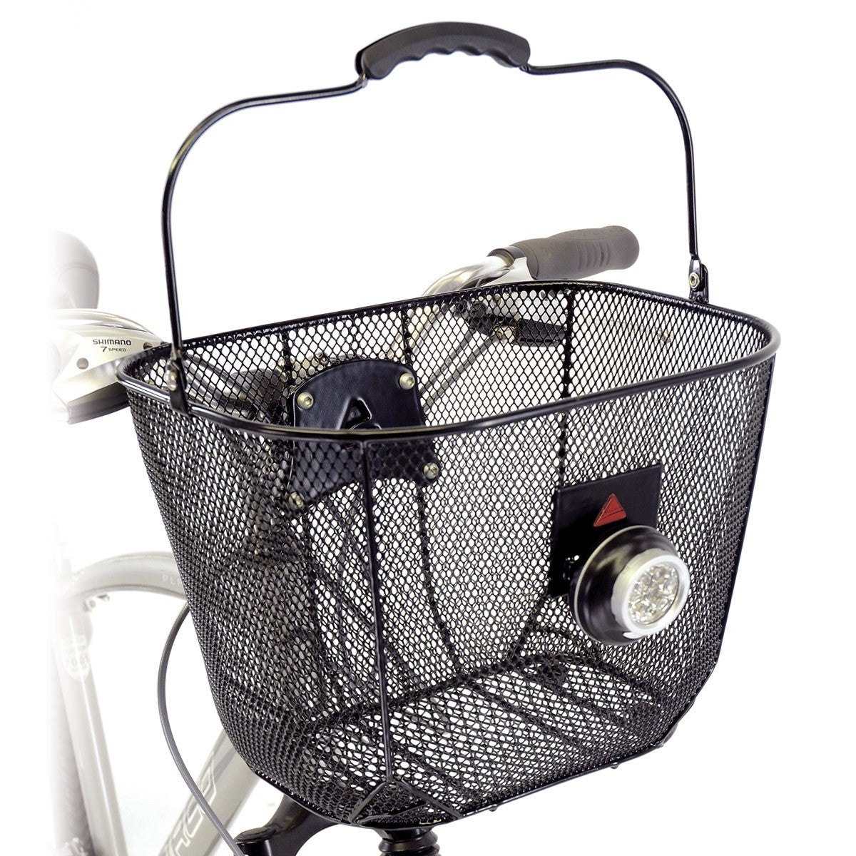 Axiom Fresh Mesh DLX quick release Basket