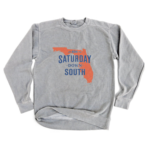 Orange and Blue Collection - Gainesville, FL - State of Mind Long Sleeve Comfort Fleece