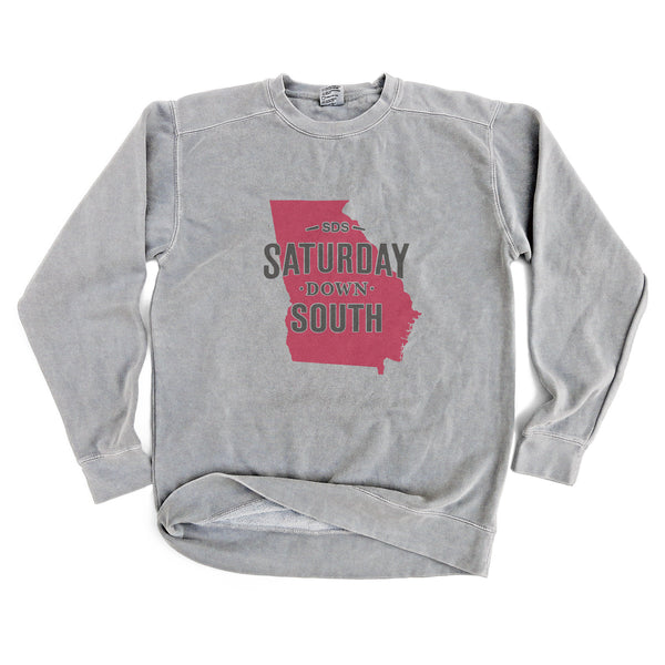 Red Collection - Athens, GA - State of Mind Long Sleeve Comfort Fleece