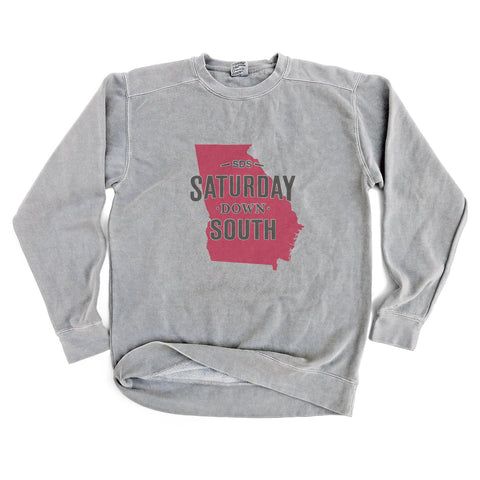 Athens, GA - State of Mind - GA Fleece Sweat