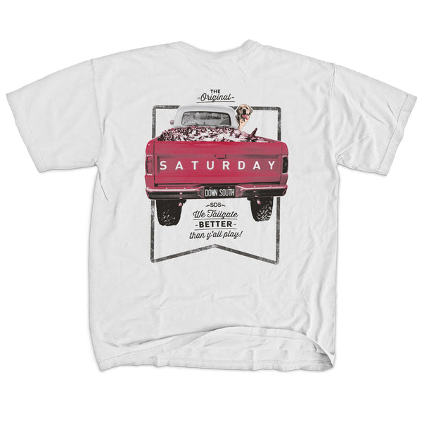 Red Collection - Tailgate Yall Short Sleeve Comfort T-shirt