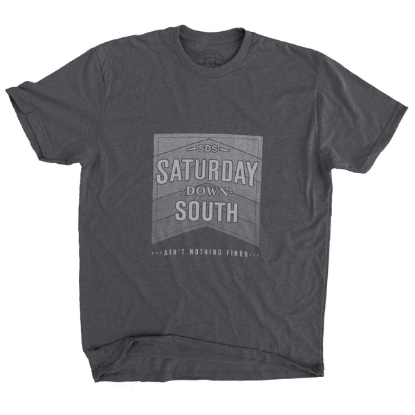 United South Collection - Stacked Logo Short Sleeve Vintage T-shirt
