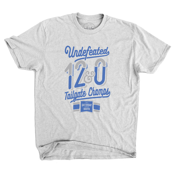 Blue Collection - Tailgate Champs Short Sleeve Vintage T-shirt