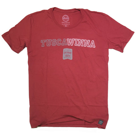 Crimson / Cardinal Collection - Tuscawinna t-shirt