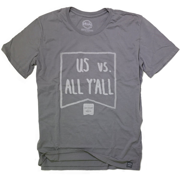 United South Collection - Us vs. All Y'all t-shirt