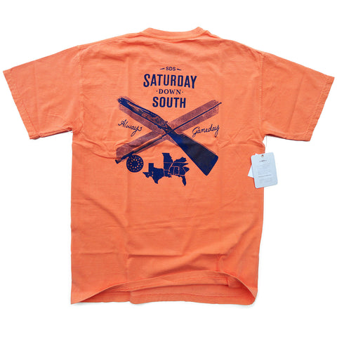 Gainesville, FL - Southern Gent Pocket Tee