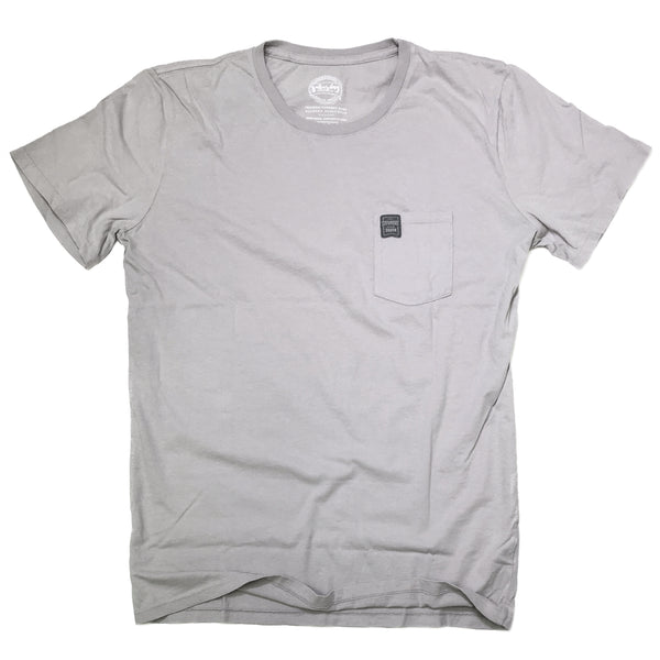 Crimson / Cardinal Collection - Poppin Tabs pocket t-shirt