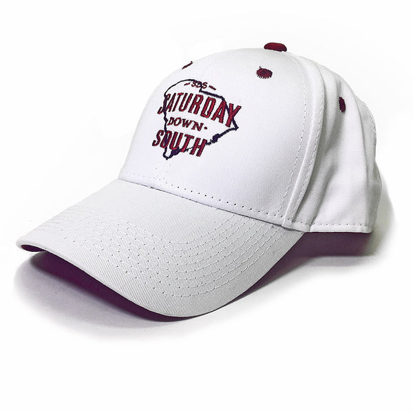 Garnet Collection - SC Canvas Snapback Hat