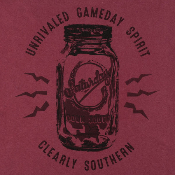 Garnet Collection - Columbia, SC - Mason Jar Short Sleeve Comfort T-shirt