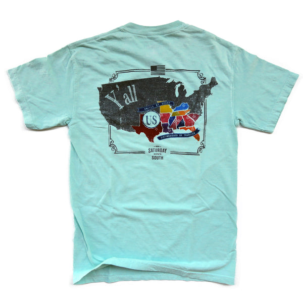 Garnet Collection - Columbia, SC - SDS Nation Short Sleeve Pocket T-shirt