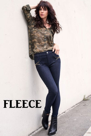 Fleece Jeggings