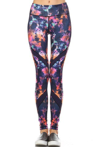 Paint Splatter Leggings