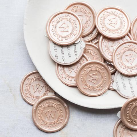 Wax Seals - Self Adhesive
