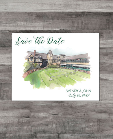 NEWPORT TENNIS HALL OF FAME SAVE THE DATE