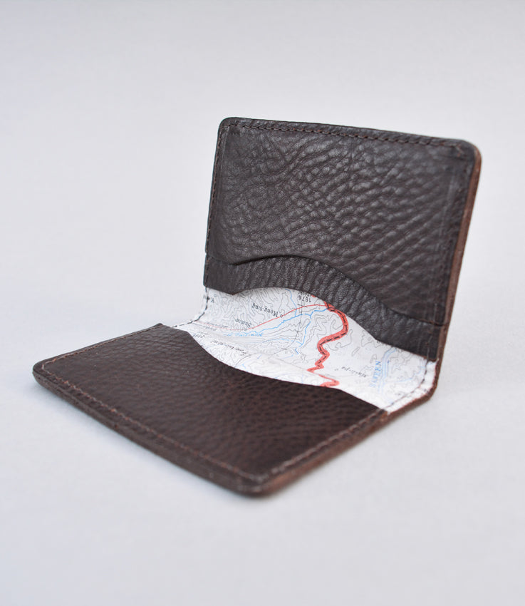 Escape map card holder
