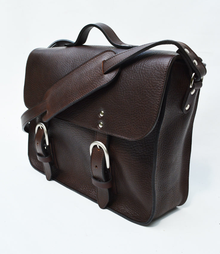 Leather Obi Satchel