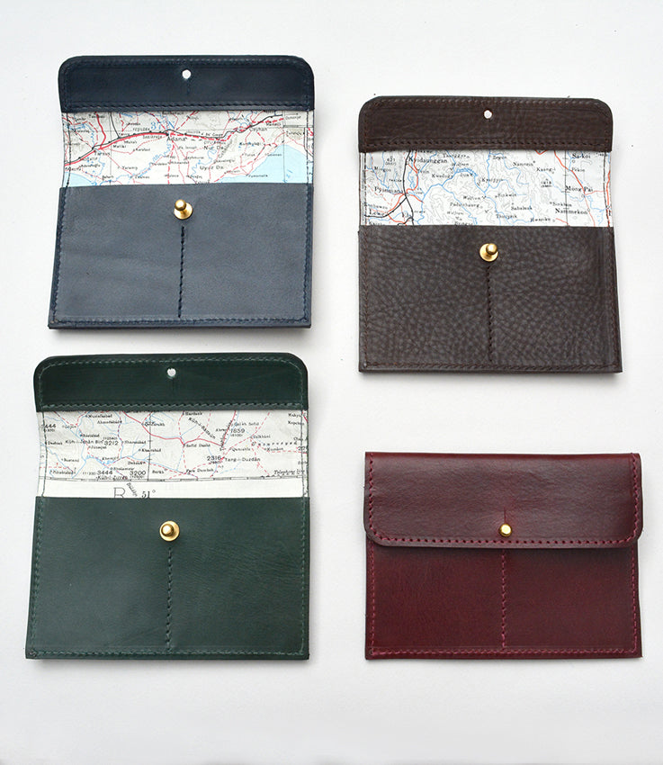 Escape map wallets