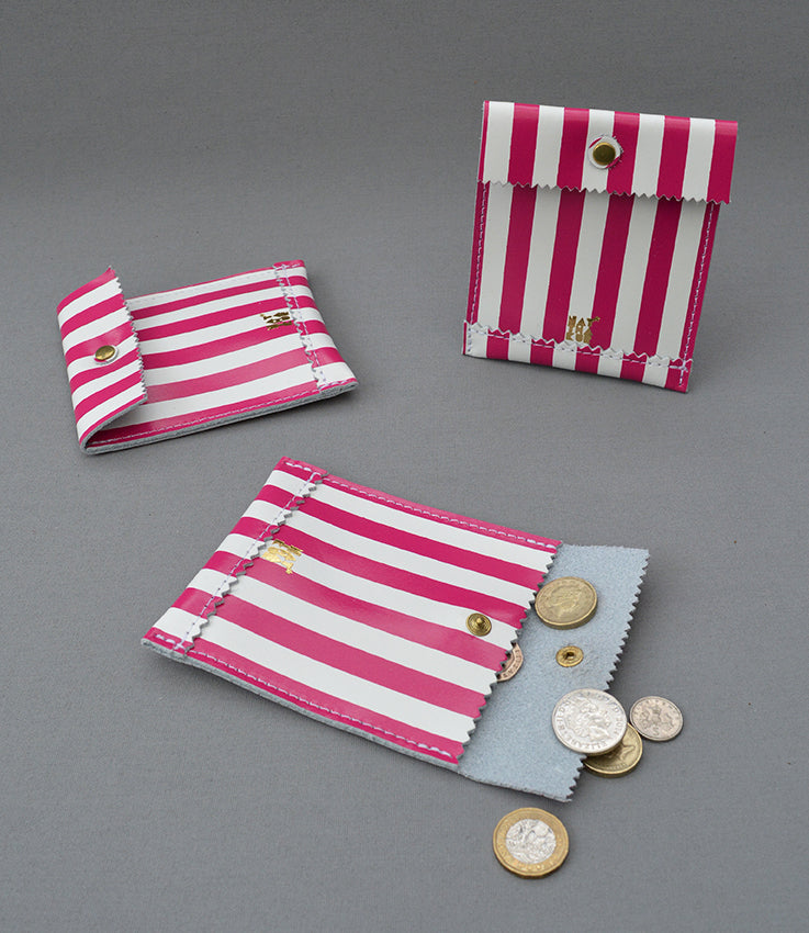 Mini sweetshop coin purse