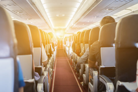 commercial aircraft economy class
