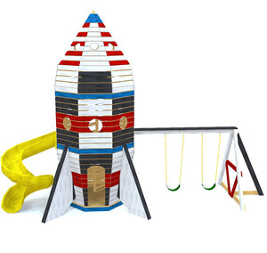 Rippin' Rocketship Play-set Plan