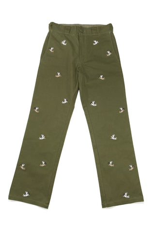 Cherub Embroidered Workpant - UNISEX