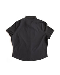 Black Cruiser Button Up Top