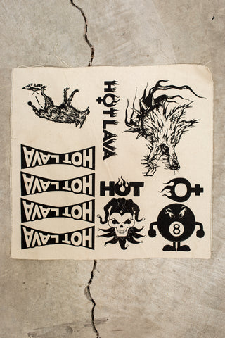 CANVAS PATCH SET