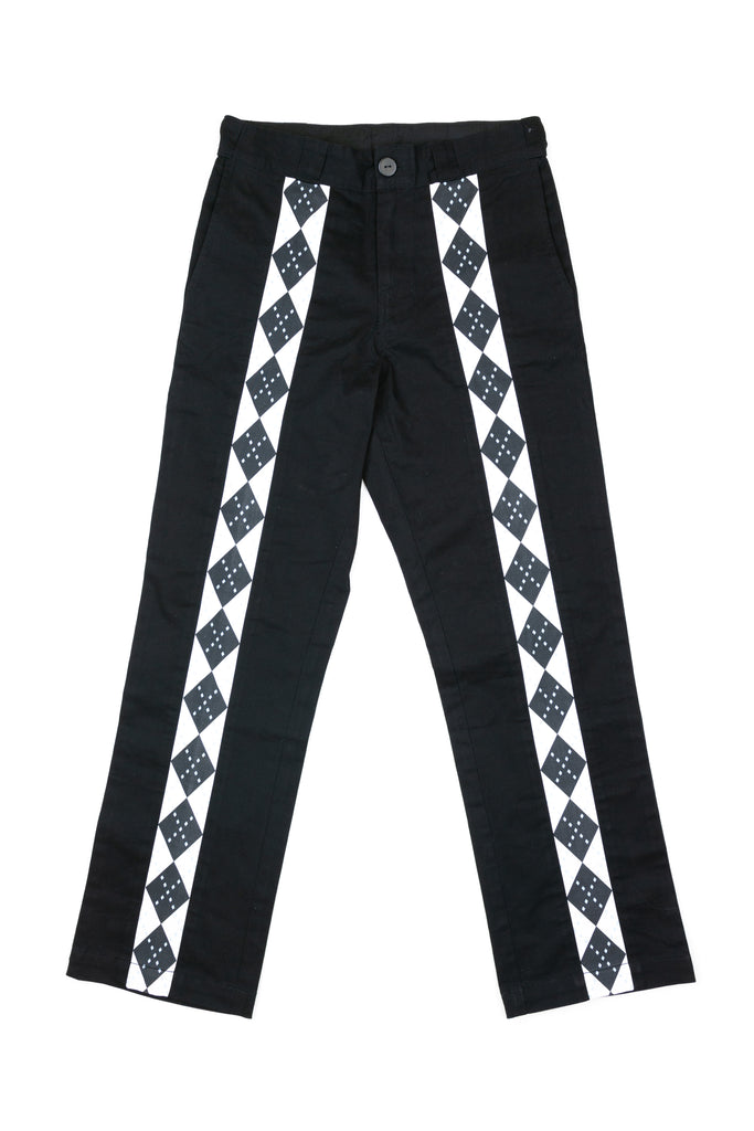 Argyle Workpant - UNISEX