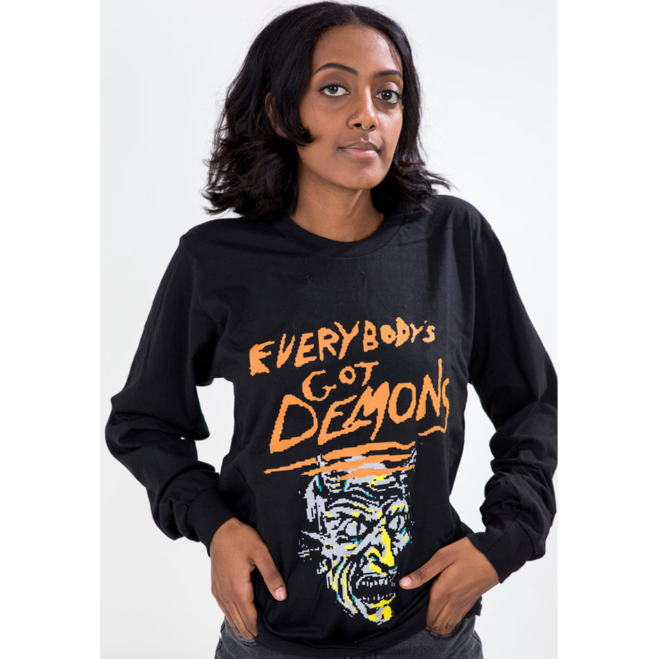 Everybody's Got Demons Longsleeve U.S. PRODUCTION