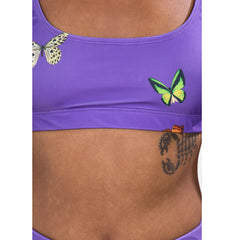 Butterfly swim bottom