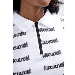 Subculutre Polo White