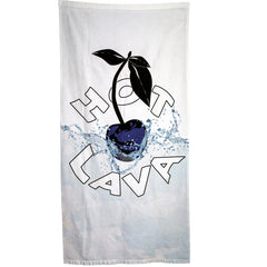Hot Cherry Beach Towel