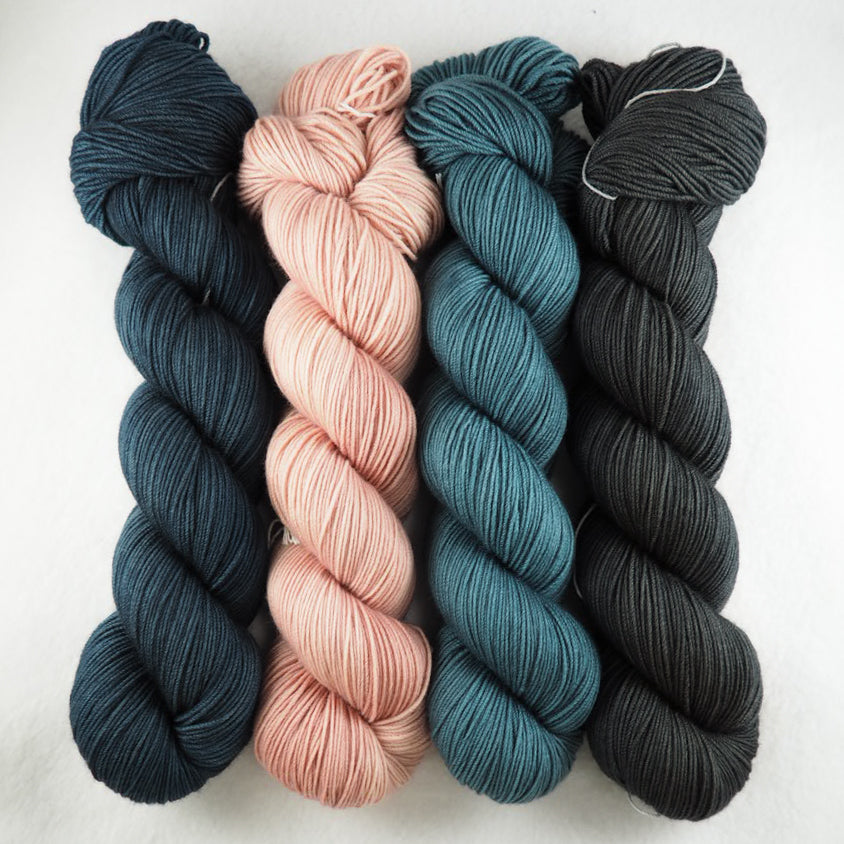 February Newsletter - Dye Trying