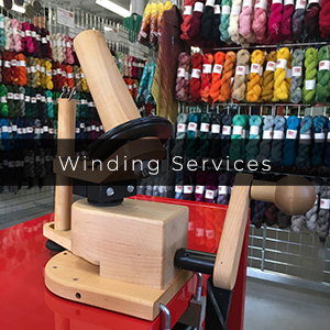 Ball Winding Services