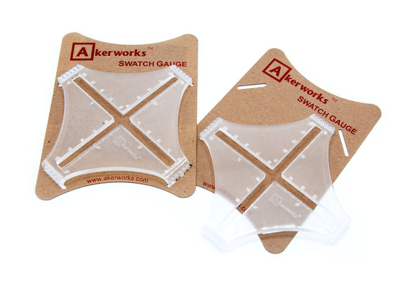 Akerworks Swatch Gauge