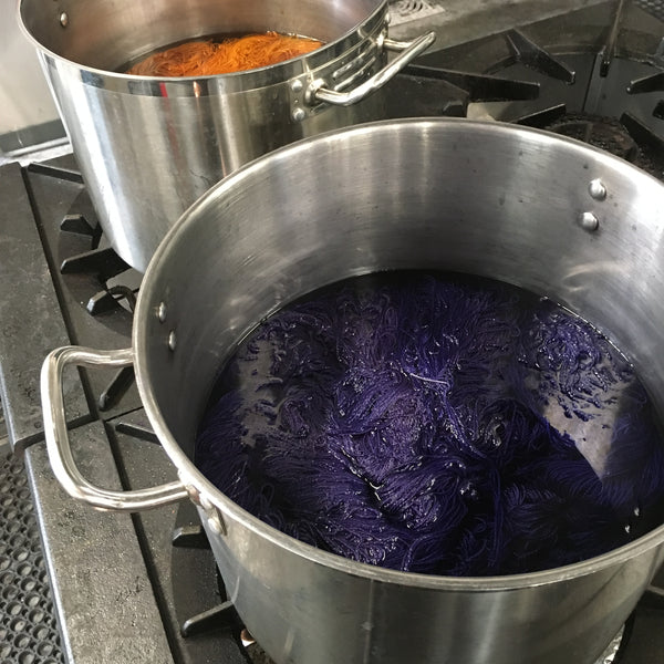 Beginner Kettle Dyeing Workshops