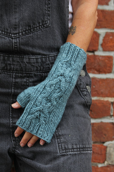 Blue Wave Mitts