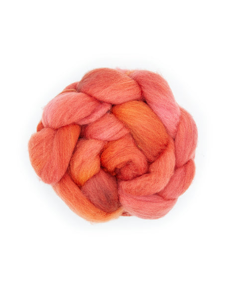 Gwynn Oak Polwarth Roving