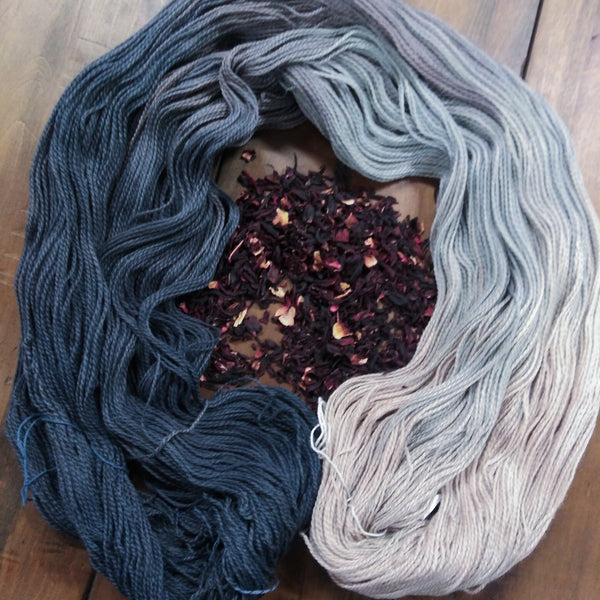 Grocery Finds: A Natural Dye Experience