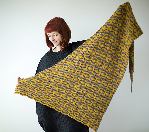 Charles Village & Hollins Market Koro Koro Shawl Set