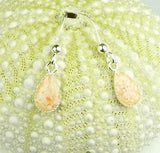 Handmade Beach Jewelry Bermuda Sand Earrings