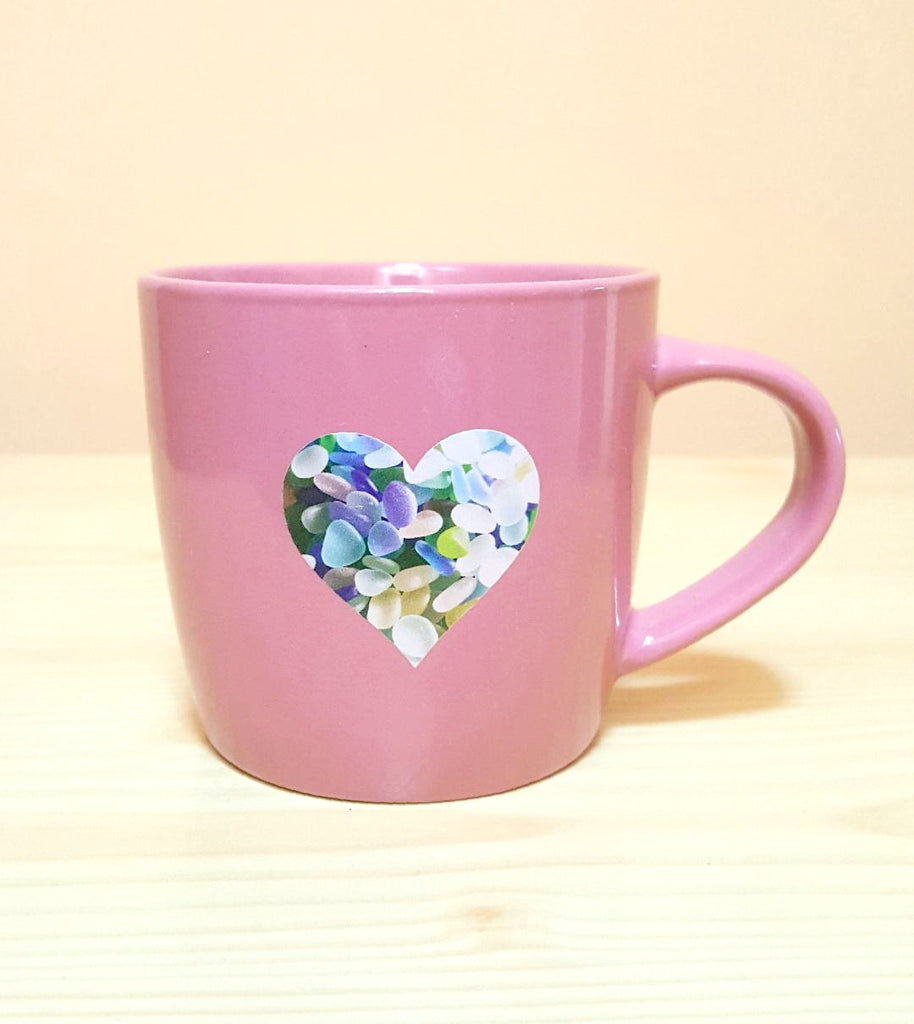 Sea Glass Mug