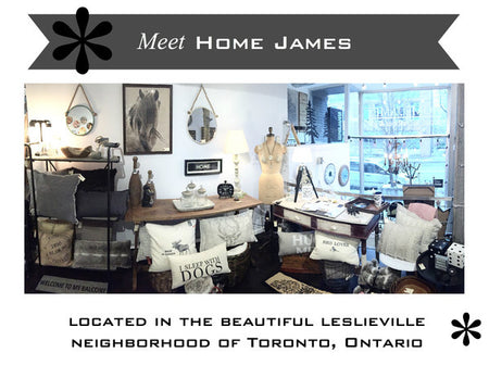 Featured Retailer - Home James