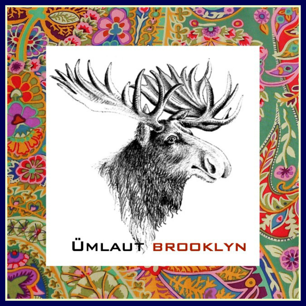 Umlaut Brooklyn at NY NOW Feb 4-7, 2018!